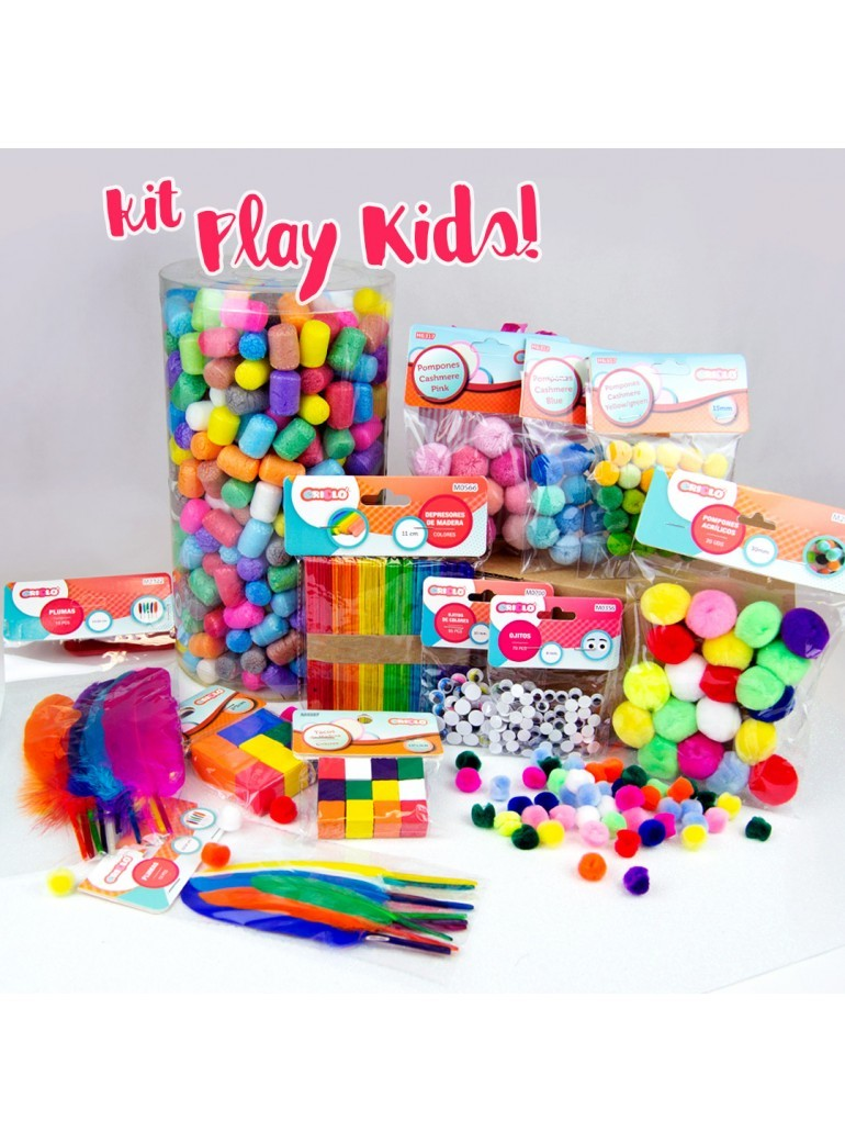 KIT PLAY KIDS