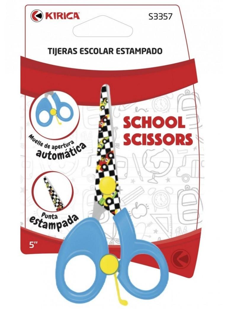 TIJERA ESCOLAR C/MUELLE M.505