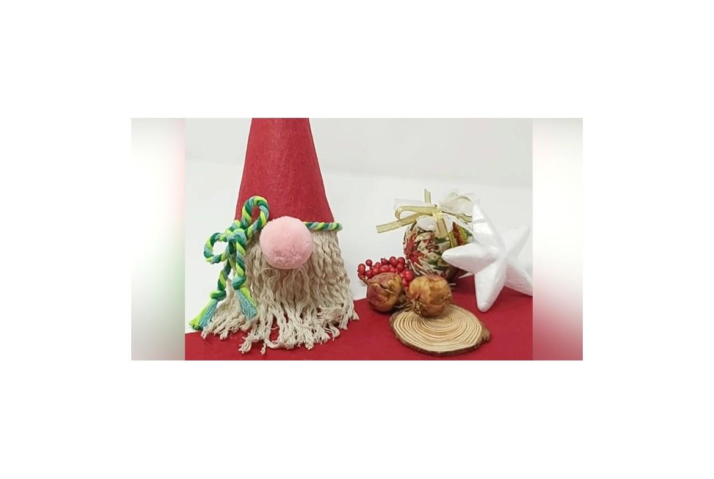 Elfo ayudante de navidad guarda deseos DIY