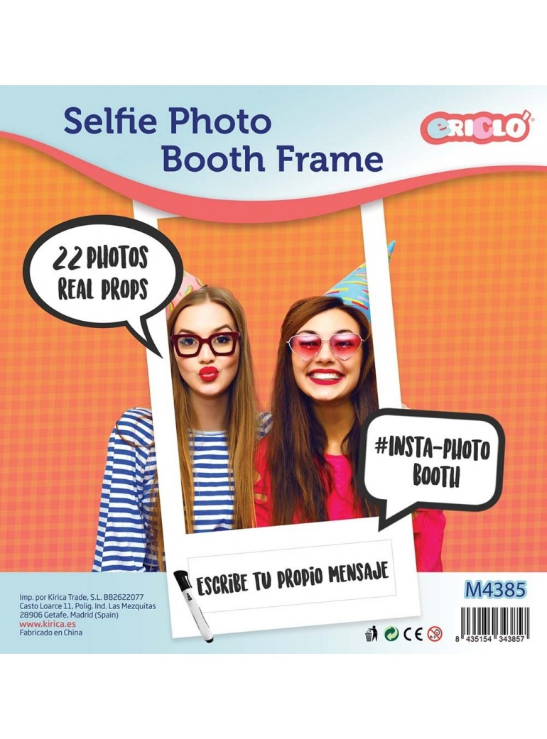 SELFIE PHOTO BOOTH FRAME 60...